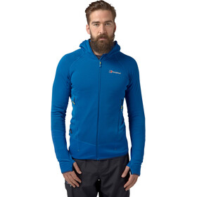 Berghaus Extrem 7000 Hoody Fleece Jacket Men Snorkel Blue/Snorke Blue